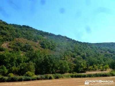 Valle del Río Ungría; rutas fin de semana largo viajes senderismo verano; caminar rápido